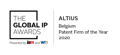 20200204 The Global IP Awards 2020 Logo for winners