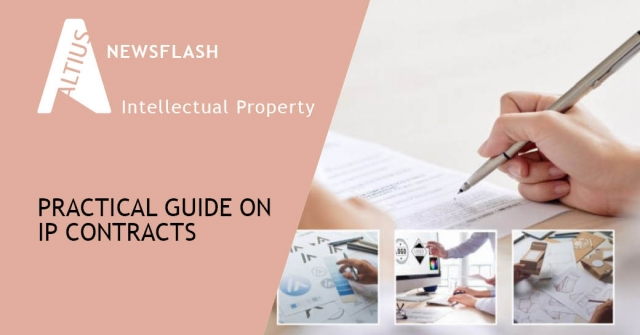 Practical guide on IP contracts