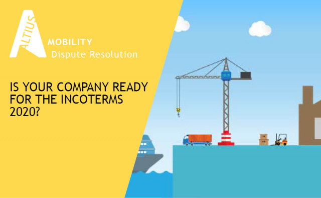 Is your company ready for the Incoterms 2020?